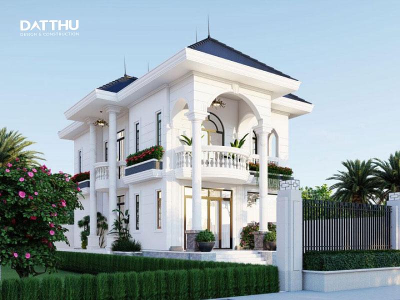 Nhà Phố Mái Thái - Những Thông Tin Gia Chủ Không Nên Bỏ Qua