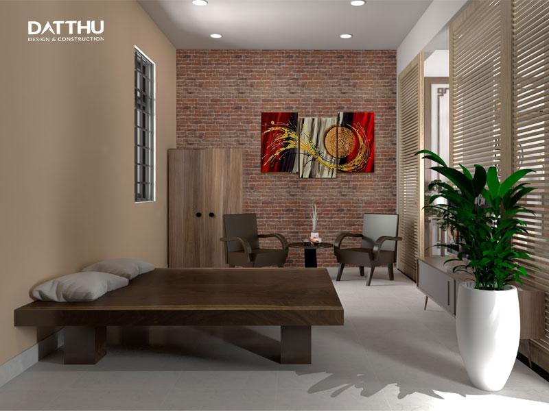 Phòng Ngủ Biệt Thự 1 Tầng 381