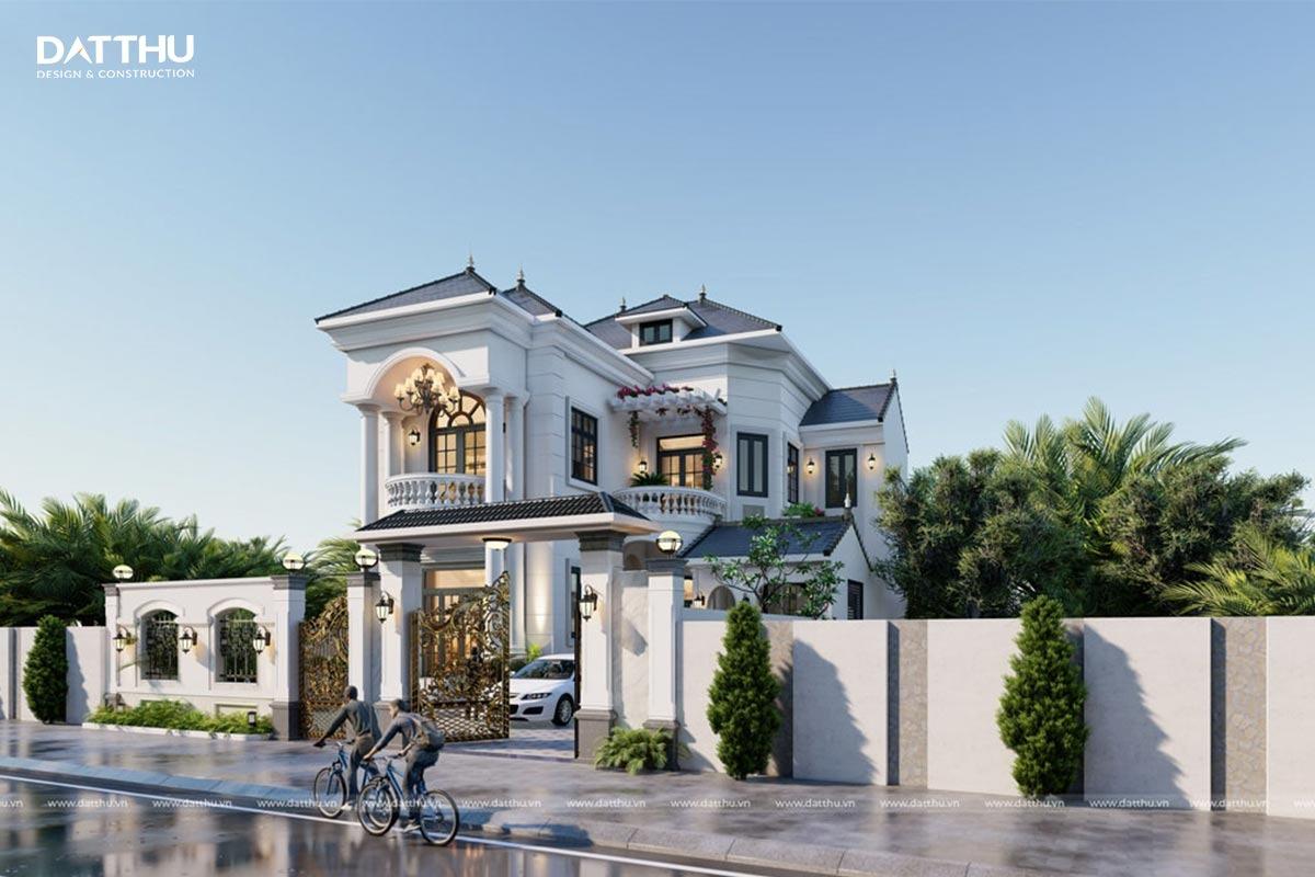 Giá thiết kế một căn nhà hoàn chỉnh là bao nhiêu