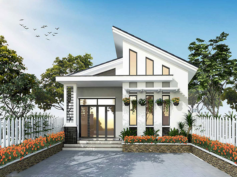 Nhà đẹp hiện đại