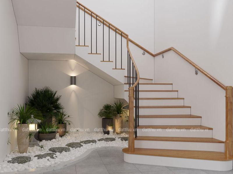 Một góc cầu thang