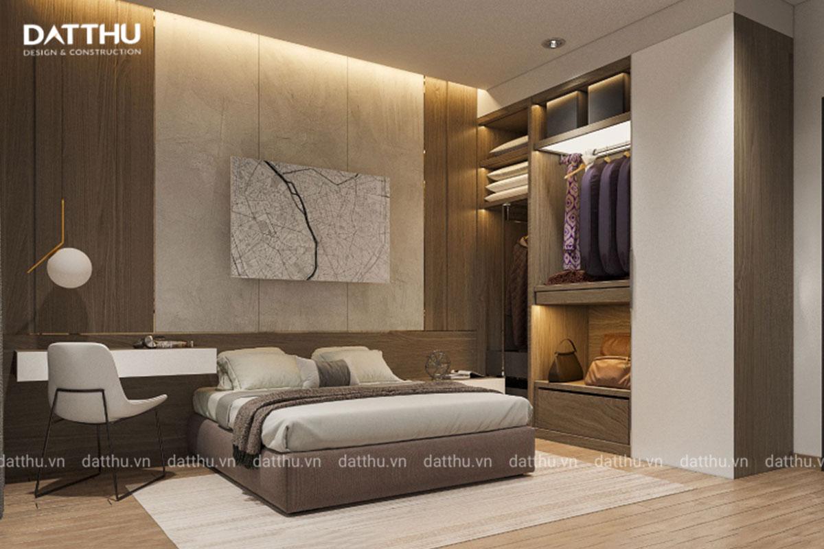 Góc khác của phòng ngủ