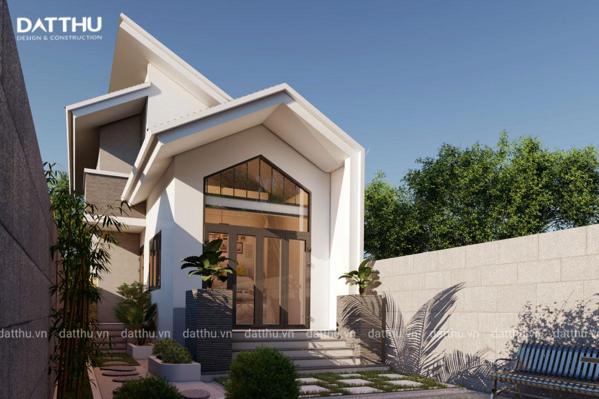 Nhà 1 tầng hiện đại