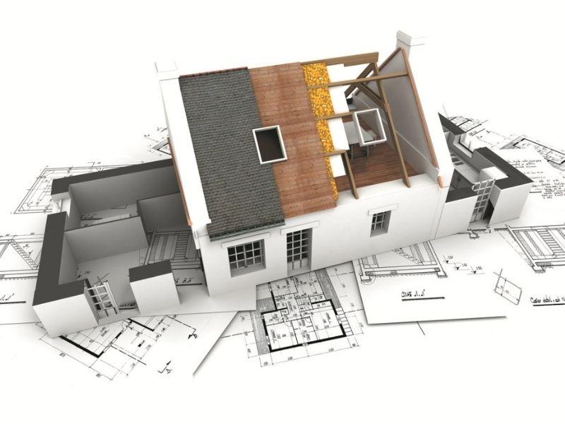 Xây nhà trọn gói tiết kiệm thời gian thiết kế
