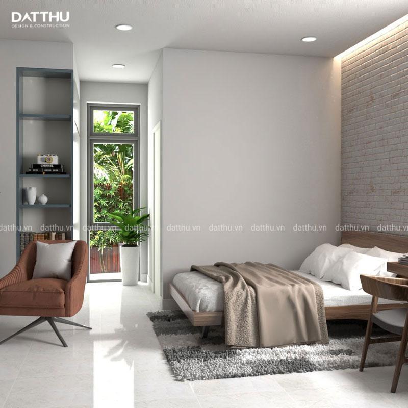 Phòng ngủ chính.