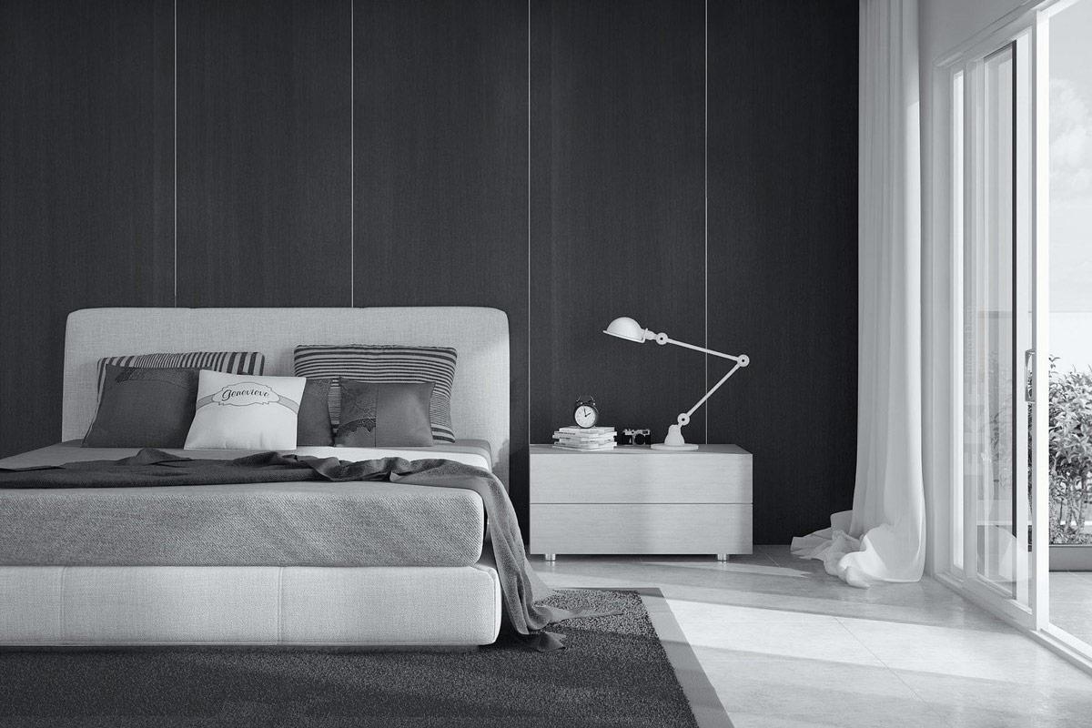 Trang trí gam màu tinh tế trong thiết kế biệt thự 2 tầng 4 phòng ngủ
