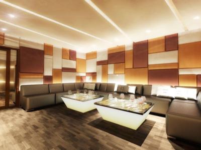 Thiết kế phòng karaoke biệt thự