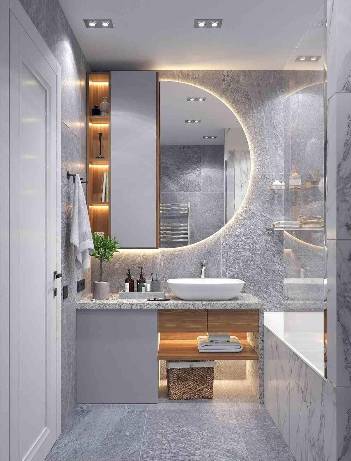 Thiết kế nhà vệ sinh nhà phố đẹp