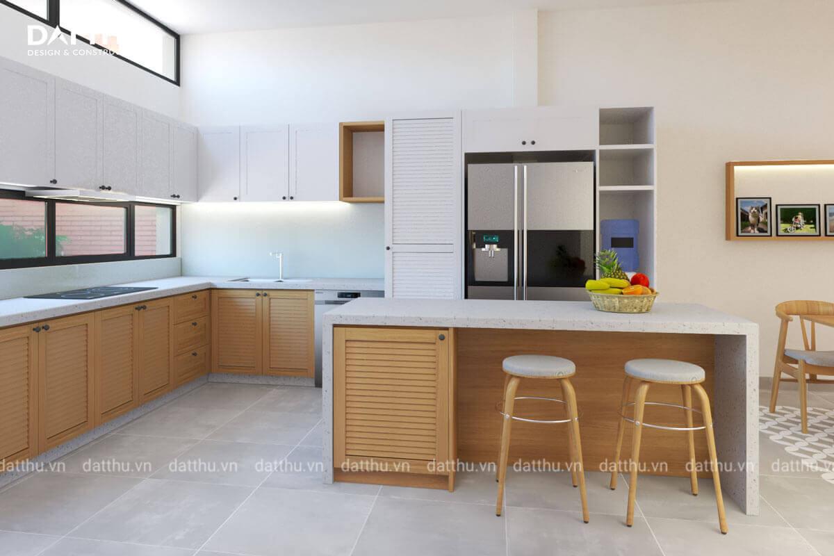 Một góc nội thất bếp