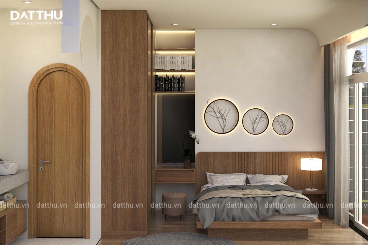 Trang trí nội thất nhà 2 tầng
